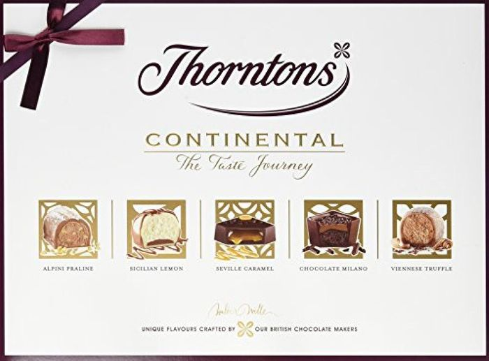 Thornton's Continental Box for £1 at Approved Food