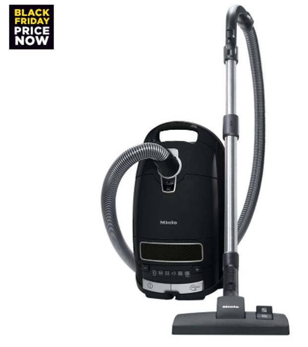MIELE Complete C3 Pure Power Cylinder Vacuum Cleaner - Black Only £149