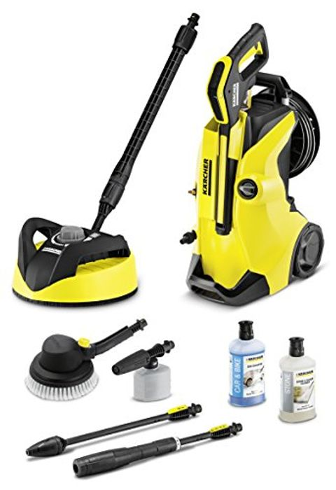 £140 off TODAY! Karcher K4 Premium Full Control Car & Home Pressure Washer