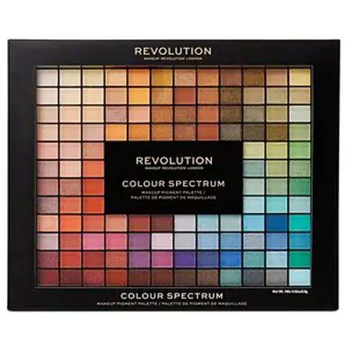Revolution 196 Colour Eye Shadow Palette HALF PRICE