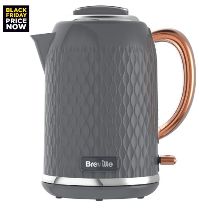 Cheap BREVILLE Curve VKT118 Jug Kettle on Sale From £79.99 to £35