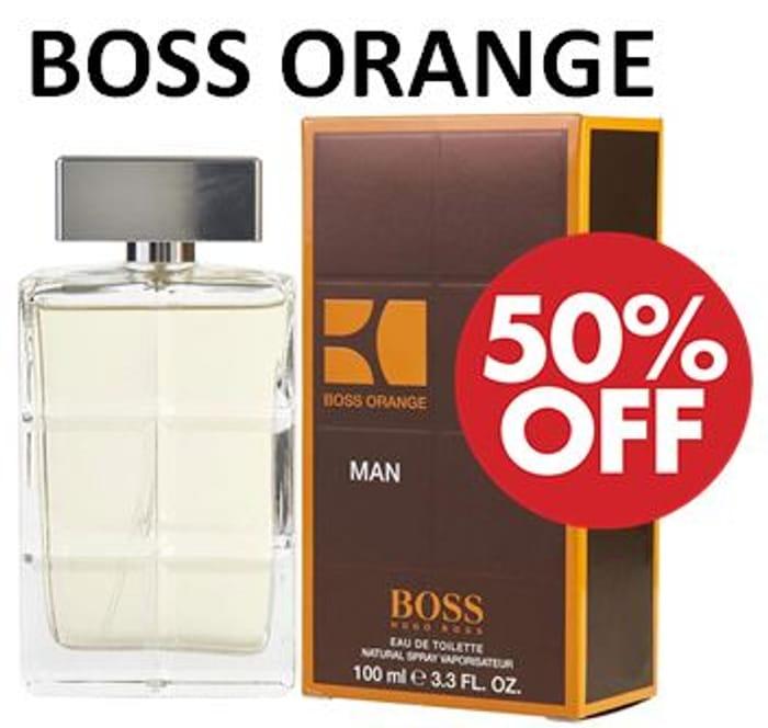 HUGO BOSS - Boss Orange EDT for MEN 100ml