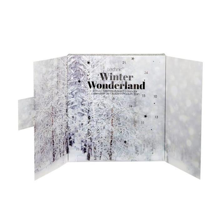 Technic Winter Wonderland 24 Day Luxury Advent Calendar - Save £5!