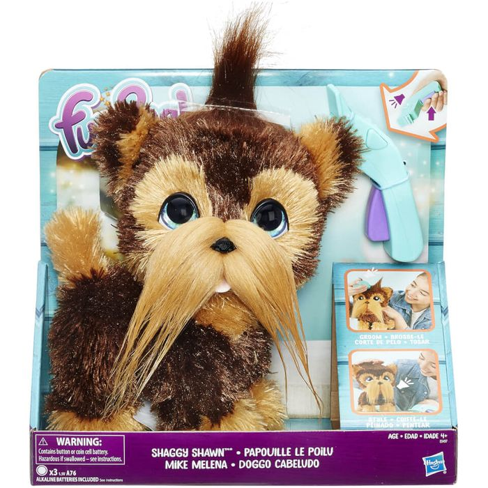 Cheap Hasbro Furreal Friends Shaggy Shawn reduced by £15!