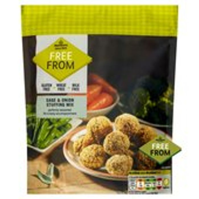 Morrisons Free from Sage & Onion Stuffing Mix 170g