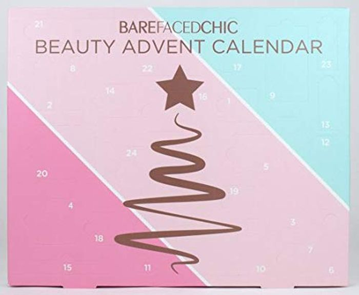 Beauty Advent Calendar ! Look Chic in the Count down to the Festive Season