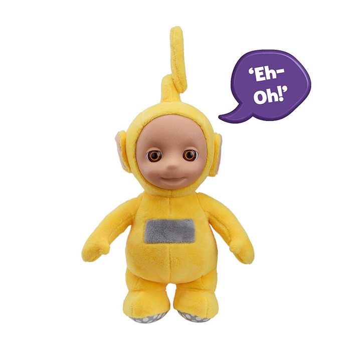 Teletubbies Talking Laa Soft Toy - Save £4.18!