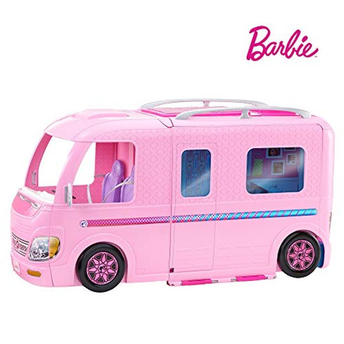Barbie FBR34 ESTATE Dream Camper - Almost HALF PRICE!
