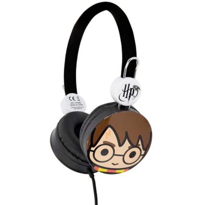 Cheap Harry Potter Headphones, reduced by 3!