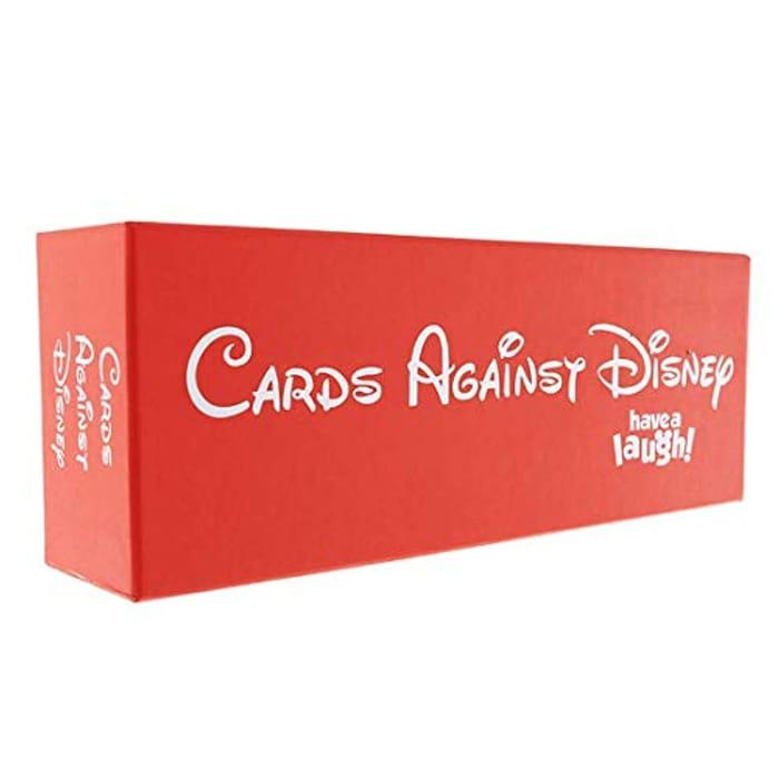BDFA Cards against Disney Cards