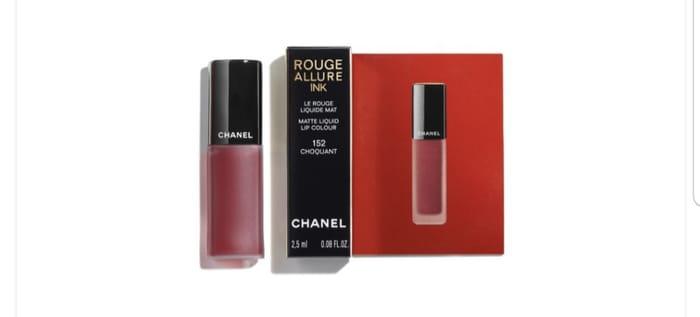 Free Chanel Matte Liquid Lip Colour
