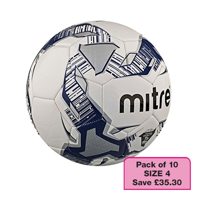 Deal Stack - 10 Mitre Footballs for £36 worth £7.19 Each!