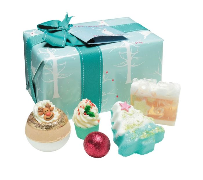 Bomb Cosmetics Christmas 2019 Winter Wonderland Set - 48% Off! Only £7.70