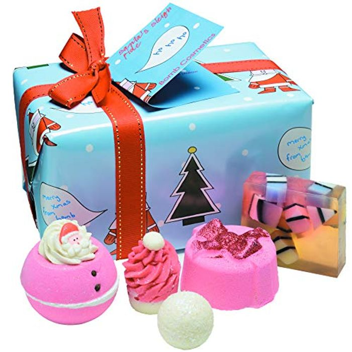 Best Ever Price! Bomb Cosmetics Santa's Sleigh Ride