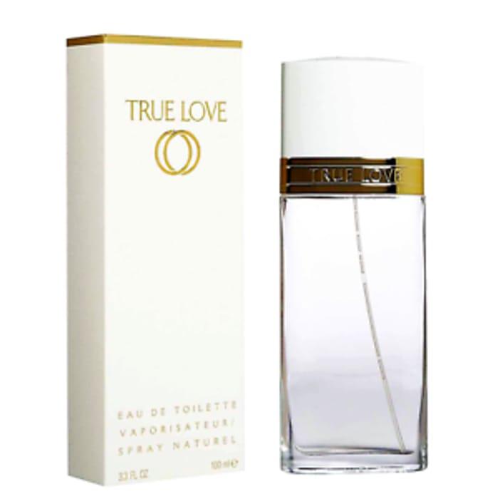 Elizabeth Arden True Love 100ml Eau De Toilette Spray Womens Christmas Gift Her