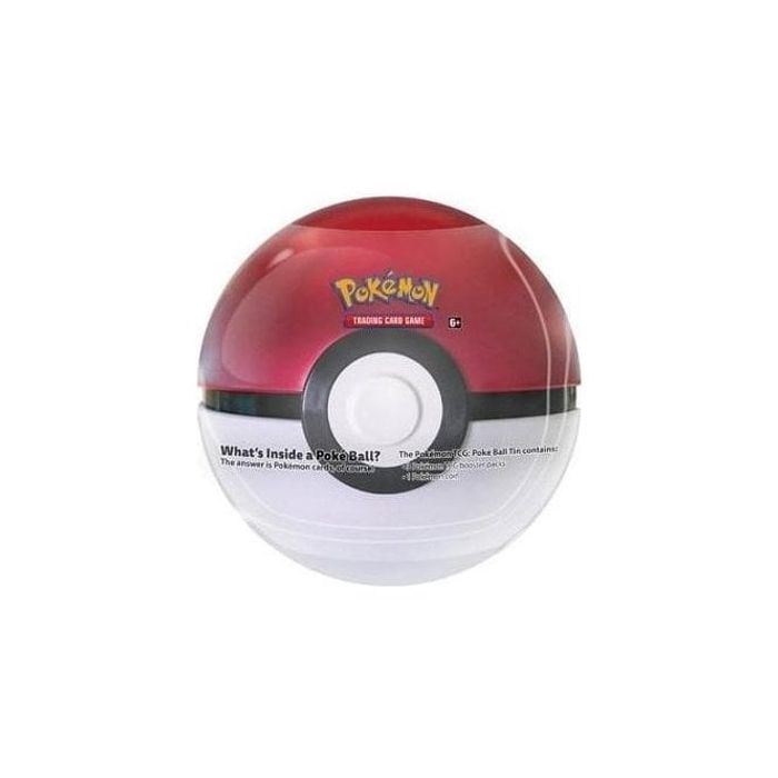 Pokemon Pokeball Tin