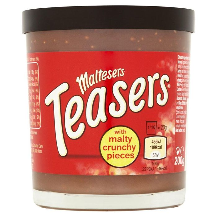 Maltesers Chocolate Spread