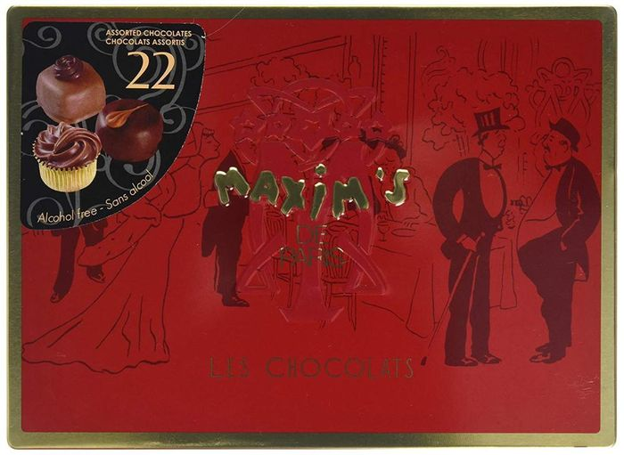 Maxims De Paris Tin at Approved Food - Only £7.5!