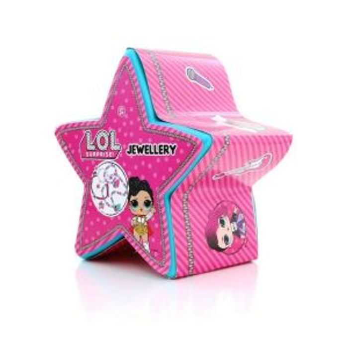 Cheap LOL Surprise Star Capsule Jewellery 7 Cm Small Assorted Only £3.49