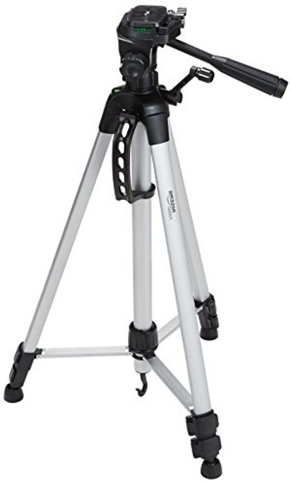 1.52 M Lightweight Tripod with Bag, 2-Pack