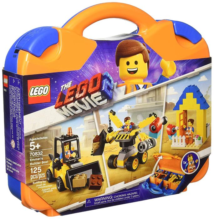 LEGO MOVIE 2 - 70832 - Emmets Builder Box on Sale From £24.97 to £15.97
