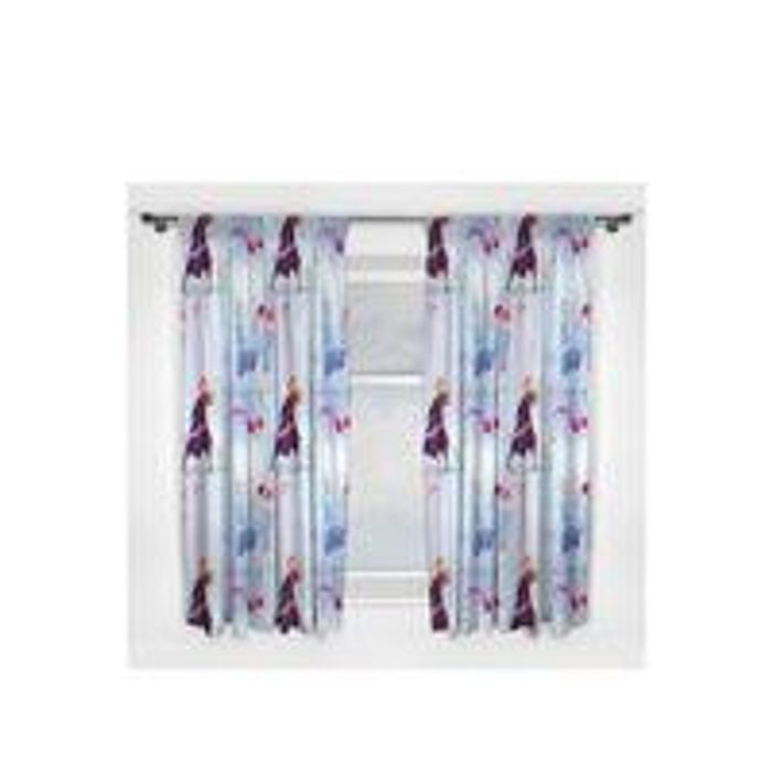 Disney Frozen Elements Pleated Curtains (Black Friday Deal)