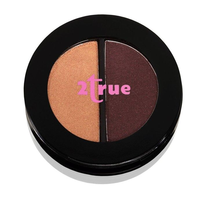 2True Eyeshadow Colour Duo ONLY a PENNY!