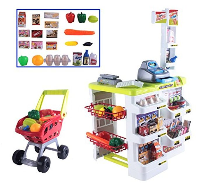 Beep Beep! Childrens Role Play Shop - 41% Off!