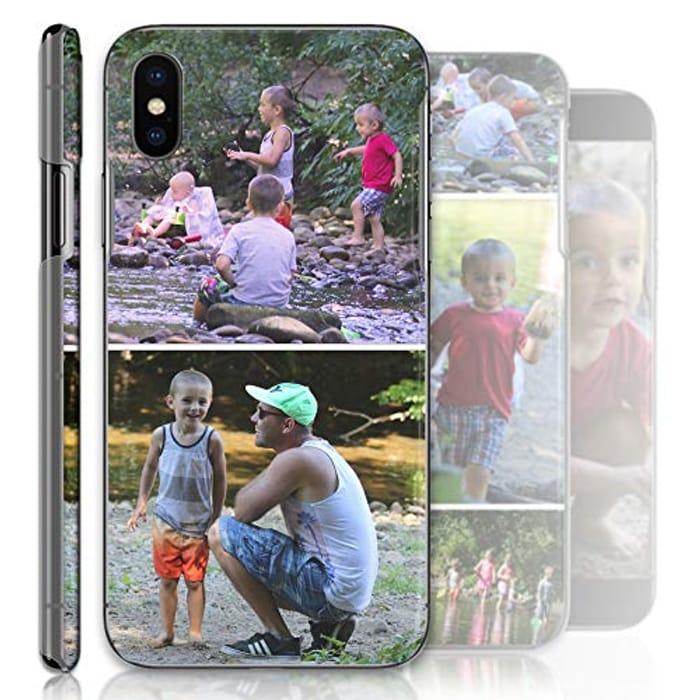 Personalised Phone Case Custom Photo Hard Cover