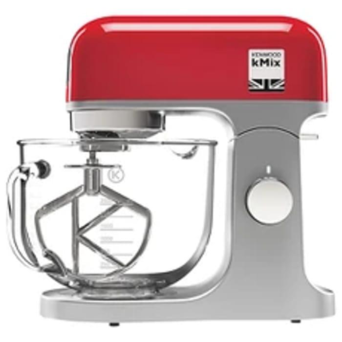 Kenwood Kmix Stand Mixer Red