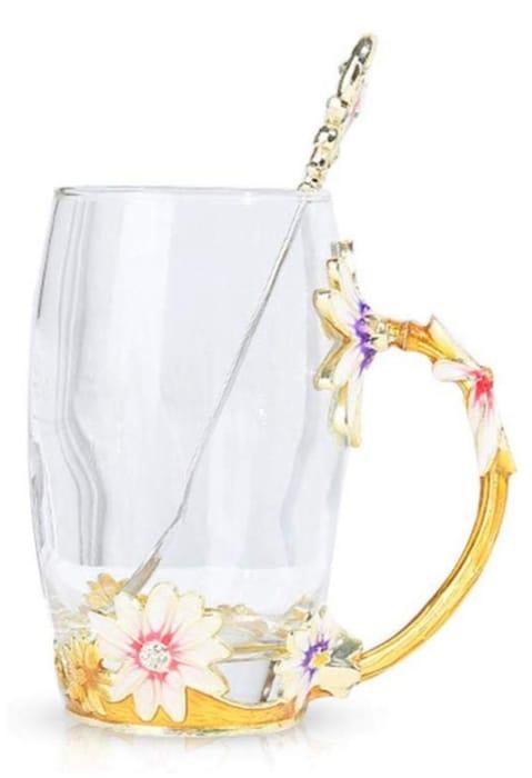 Womdee Tea Cup/Coffee Mug (Short)