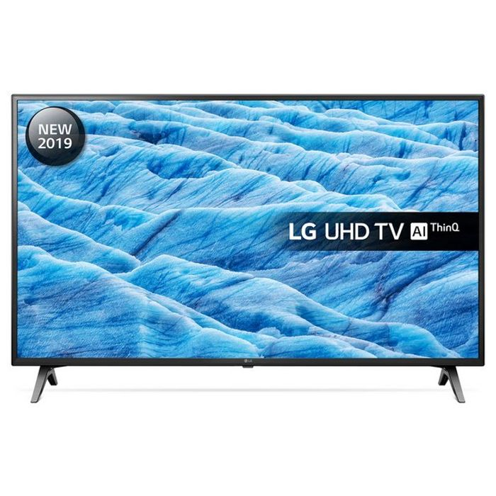 LG 60 Inch 60UM7100PLB Smart 4K HDR LED TV - Save £50!