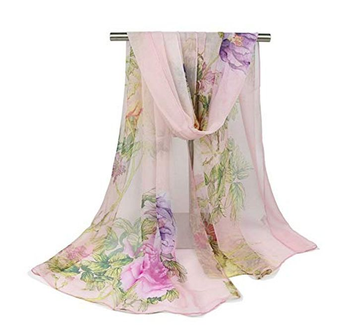 Elegant Silk Scarf with Free Delivery