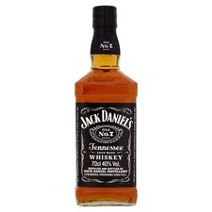 Cheap Jack Daniel's Whiskey 70cl, reduced by £9!
