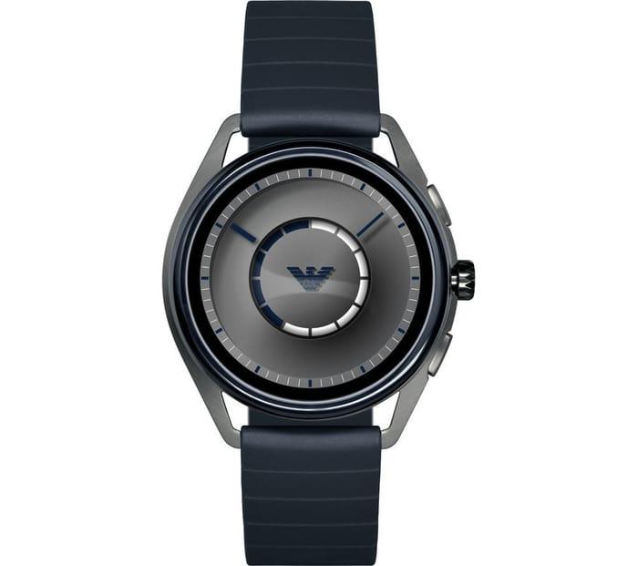 Cheap EMPORIO ARMANI Smartwatch + WIN 4 Nights in New York - Save £90!