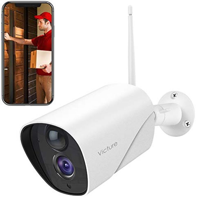 Stack Deal-Security Outdoor CCTV Camera 1080P WiFi