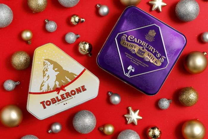 Selected Chocolates Tins for Only £4.99