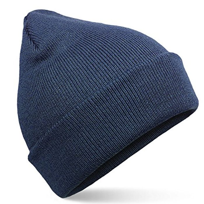 Cheap EUROTSHIRTS Warm Knitted Beanie Hat in 15 Colours, Only £1.94!