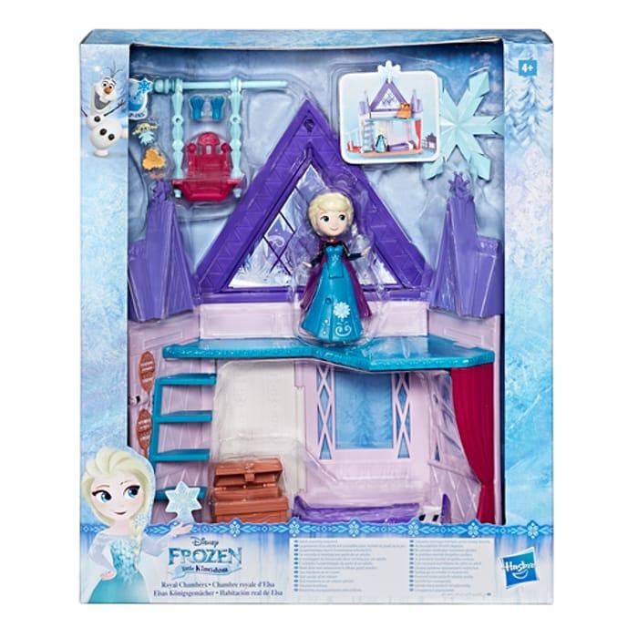 Disney Frozen Little Kingdom Royal Chamber Playset
