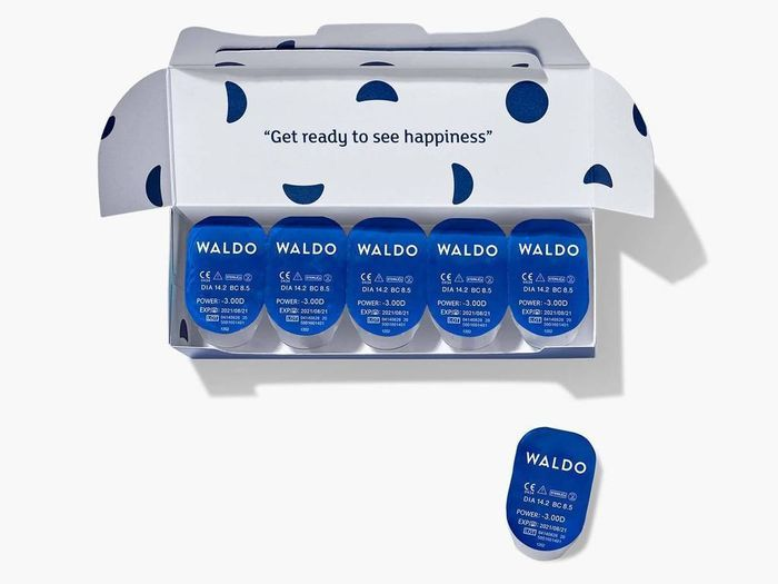 Free Pack of Contact Lenses