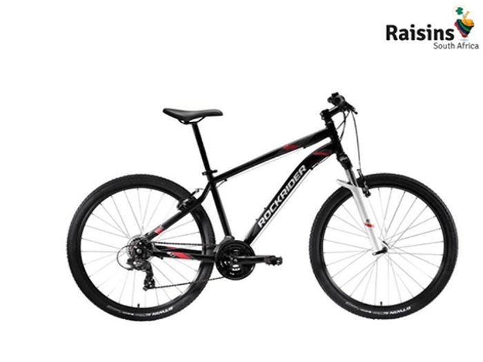WIN a PAIR of BTWIN MOUNTAIN BIKES Value: £440