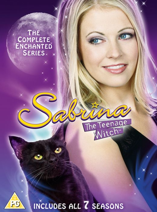 Sabrina the Teenage Witch: The Complete Series (Box Set) [DVD]