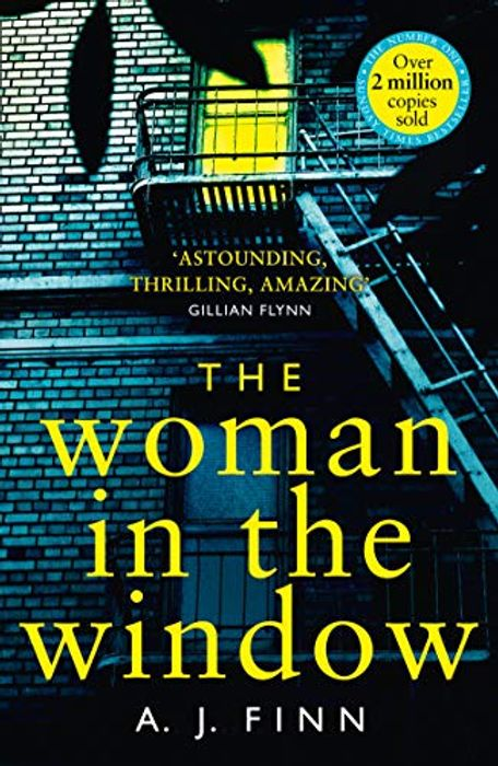 Save 67% on the Woman in the Window Kindle Edition