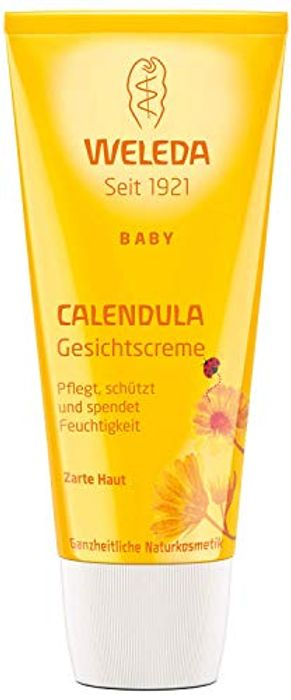 WELEDA Organic Calendula Baby Facial Cream 50ml