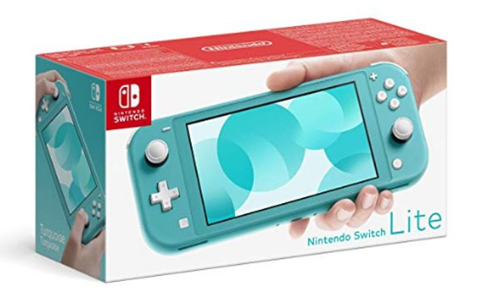 Nintendo Switch Lite - Turquoise Only £198.17