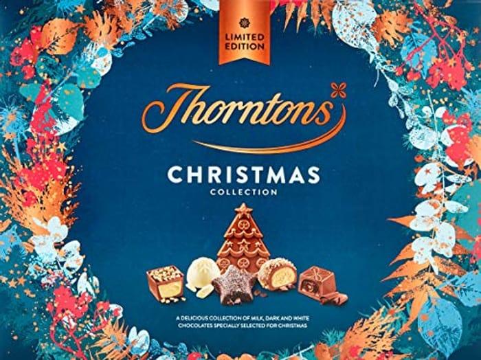 Thorntons Christmas Chocolate Selection Box,