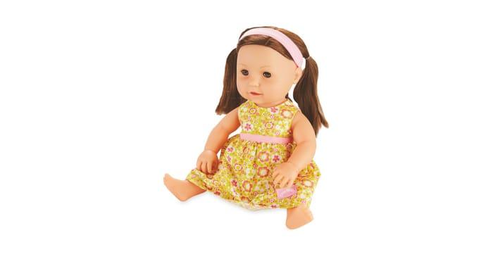Tiny Tears Classic Doll Brunette
