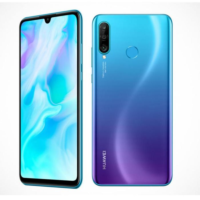 Huawei P30 Lite For £3.50 Per Month (After cashback. Total cost £84)