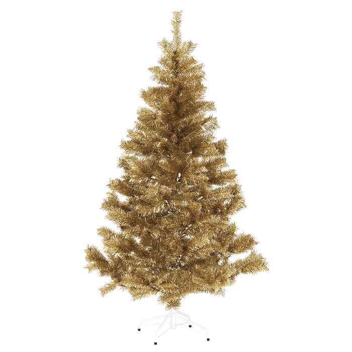 *SAVE £20* Champagne/Gold Christmas Tree, 180 Cm (6 Ft) + 3for2