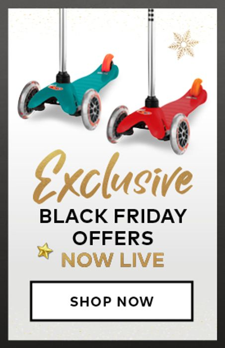 £5 off the Already Discounted Mini Microscooters
